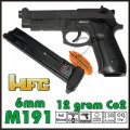 PISTOLET GAZOWY ASG 6mm NA CO2 BERETTA M191 SPECIAL FORCE BLOW-BACK FULL METAL HFC