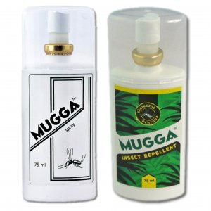 REPELENT MUGGA SPRAY 75ml 9,4% DEET NA OWADY SILNY