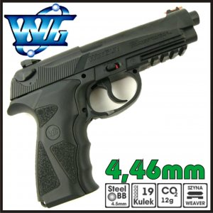 PISTOLET WIATRÓWKA CO2 SPORT 306 ABS WINGUN BERETTA 90TWO